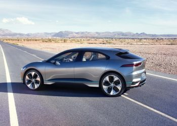 Jaguar I-Pace leasen